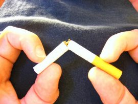 Smettere di fumare e le routine